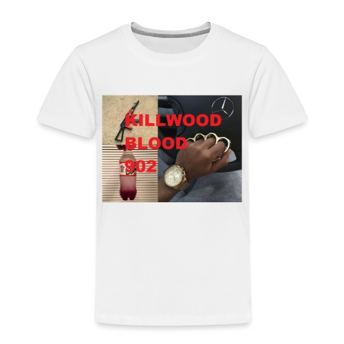 Killwood Blood 902 - Toddler Premium T-Shirt