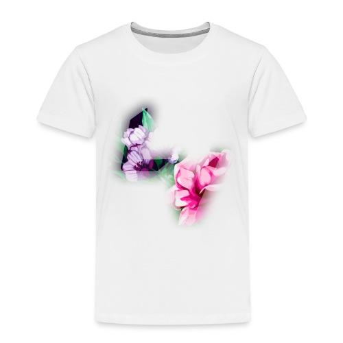 Floral Logo - Toddler Premium T-Shirt
