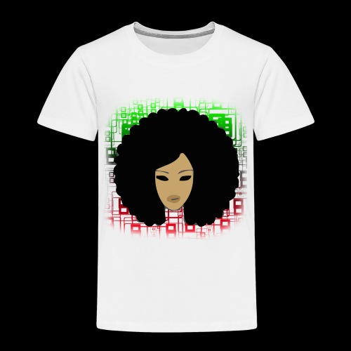 Afromatrix - Toddler Premium T-Shirt