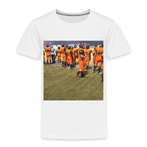 Football team - Toddler Premium T-Shirt