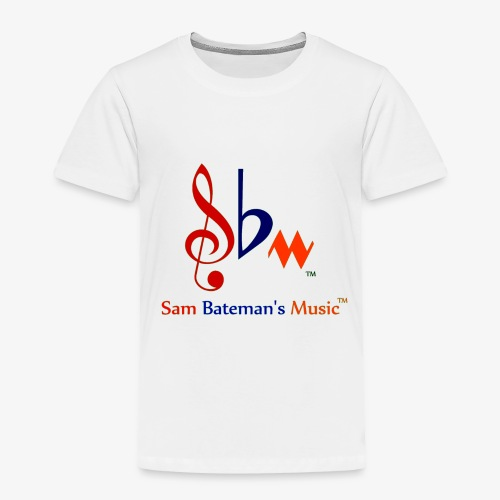 Sam Bateman's Music - Toddler Premium T-Shirt