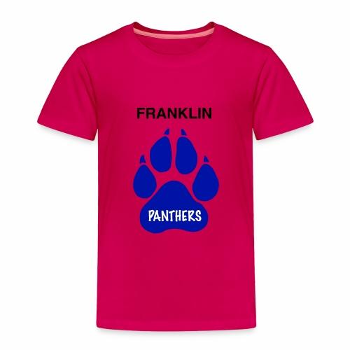 Franklin Panthers - Toddler Premium T-Shirt