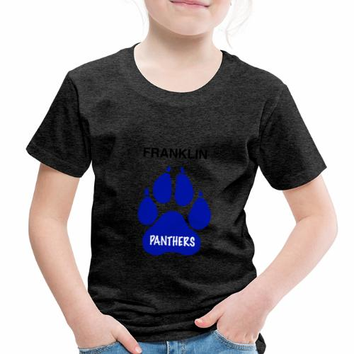 Franklin Panthers - Toddler Premium T-Shirt