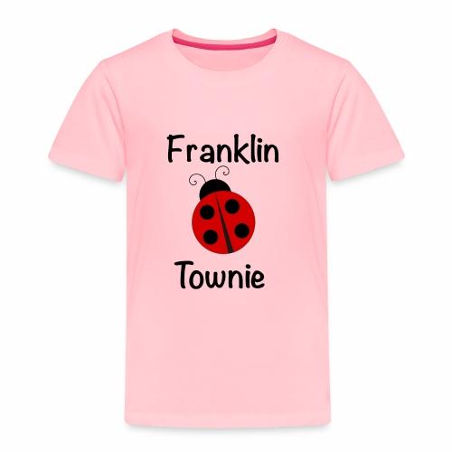 Franklin Townie Ladybug - Toddler Premium T-Shirt