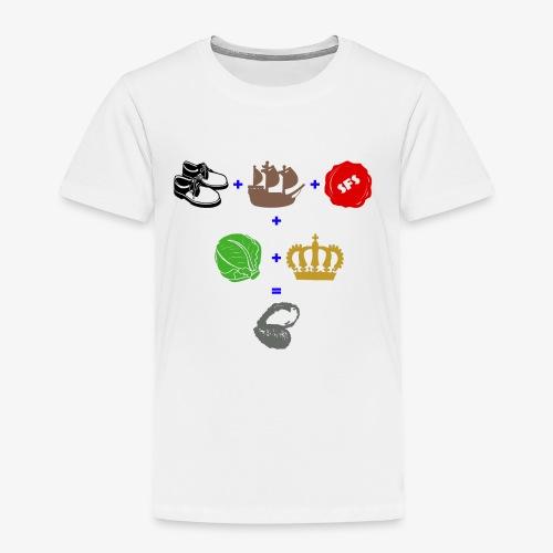 walrus and the carpenter - Toddler Premium T-Shirt