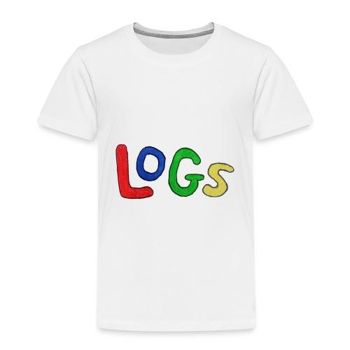 LOGS Design - Toddler Premium T-Shirt