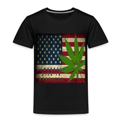 Political humor - Toddler Premium T-Shirt