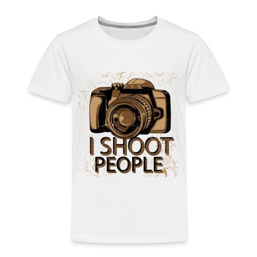 Photographer - Toddler Premium T-Shirt
