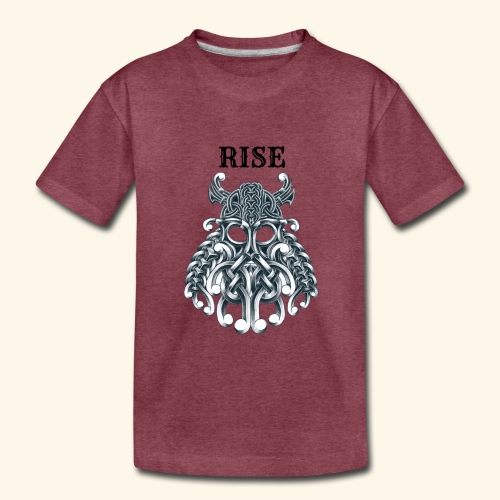 RISE CELTIC WARRIOR - Toddler Premium T-Shirt