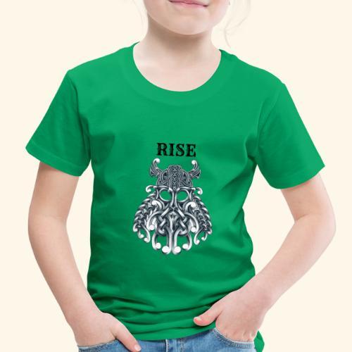 RISE CELTIC WARRIOR - Toddler Premium T-Shirt
