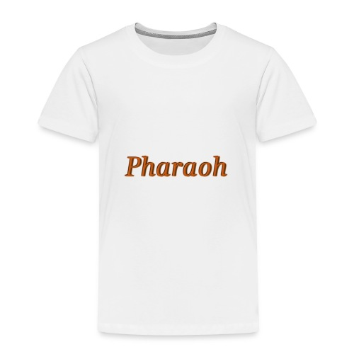 Pharoah - Toddler Premium T-Shirt