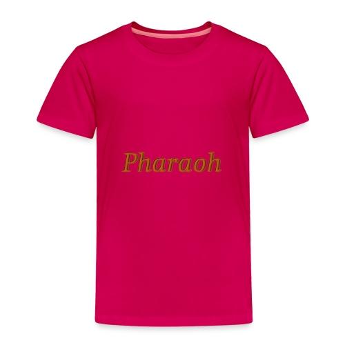 Pharoah - Toddler Premium T-Shirt
