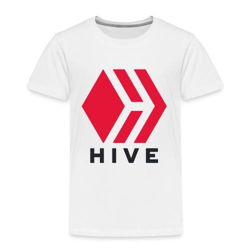 Hive Text - Toddler Premium T-Shirt