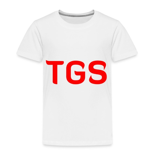 TGS Logo - Toddler Premium T-Shirt