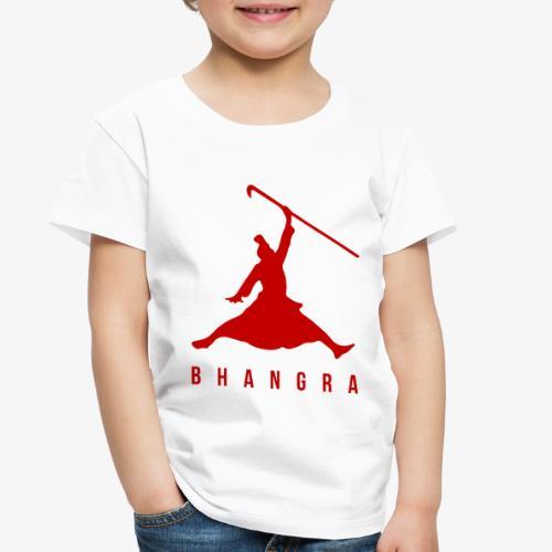 JORDAN BHANGRA - Toddler Premium T-Shirt