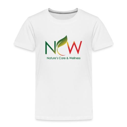 Ncw Big Logo - Toddler Premium T-Shirt