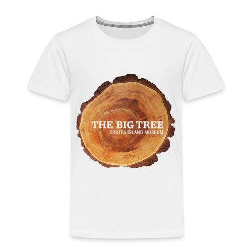 The Big Tree - Toddler Premium T-Shirt