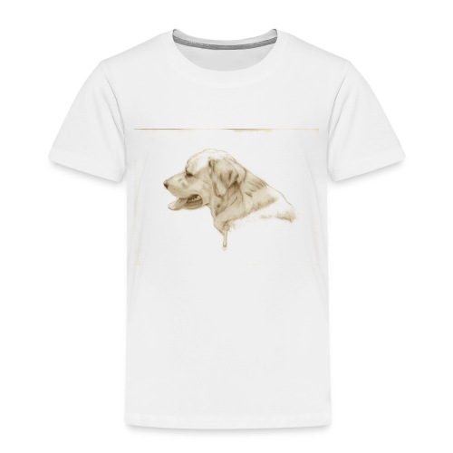 Dog TShirt - Toddler Premium T-Shirt