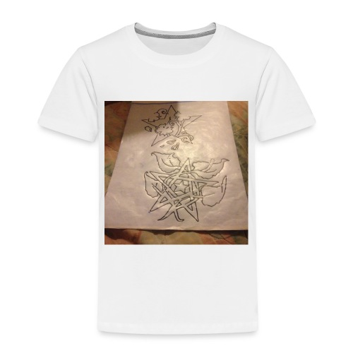 My own designs - Toddler Premium T-Shirt