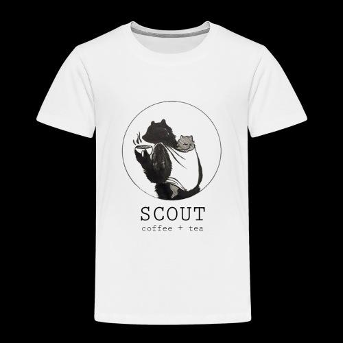 papa large logo - Toddler Premium T-Shirt