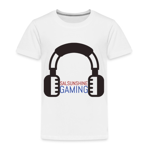 salsunshine gaming logo - Toddler Premium T-Shirt