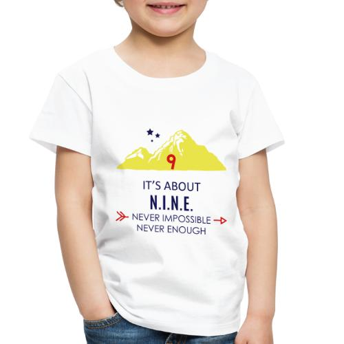 Design Mountain NEW - Toddler Premium T-Shirt
