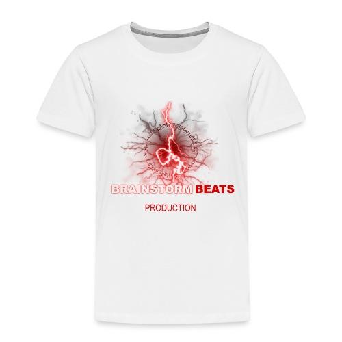 Brainstorm Beats 2017 Red Edition - Toddler Premium T-Shirt