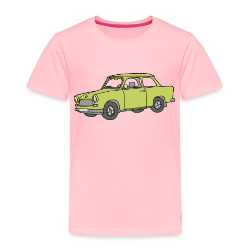 Trabant (baligreen car) - Toddler Premium T-Shirt