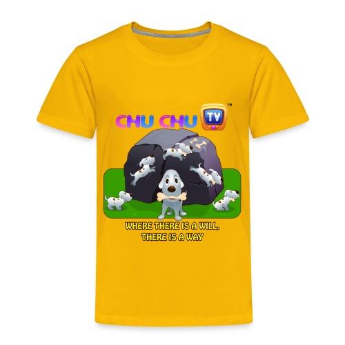 Motivation Slogan 9 - Toddler Premium T-Shirt
