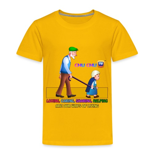 Motivational Slogan 2 - Toddler Premium T-Shirt