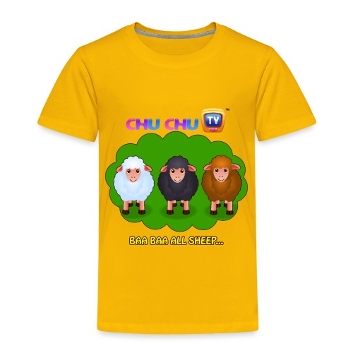 Motivational Slogan 4 - Toddler Premium T-Shirt