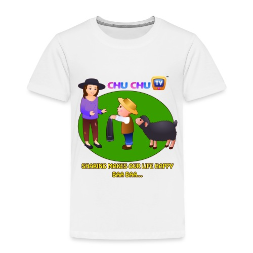 Motivational Slogan 1 - Toddler Premium T-Shirt
