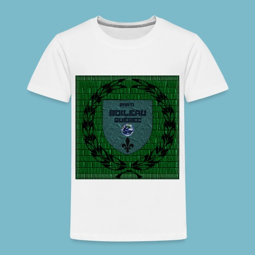 party boileau 7 - Toddler Premium T-Shirt