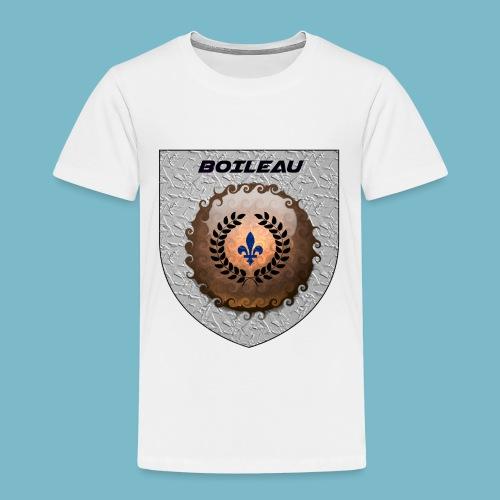 BOILEAU 1 - Toddler Premium T-Shirt