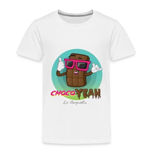 ChocoYEAH - Toddler Premium T-Shirt