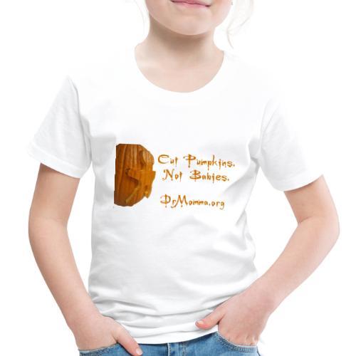 cutpumpk - Toddler Premium T-Shirt