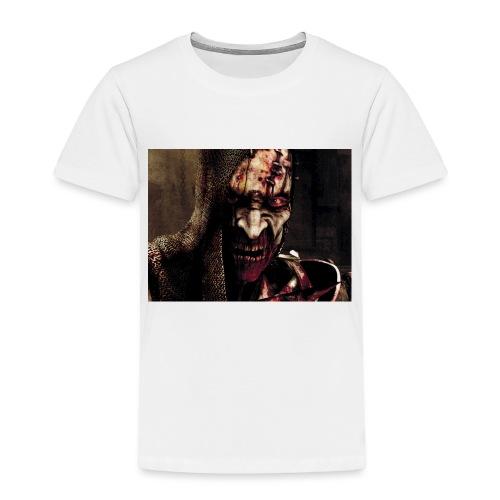 Zomby stranger - Toddler Premium T-Shirt