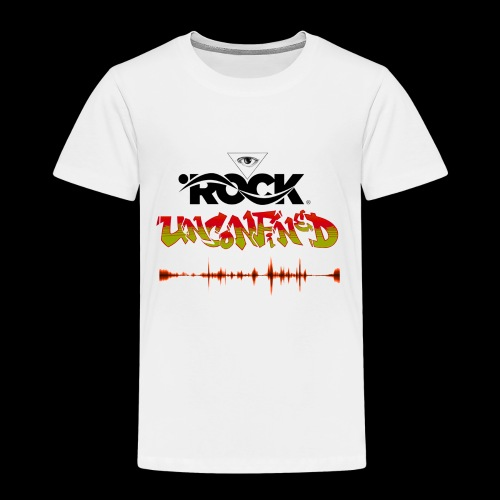 Eye Rock Unconfined - Toddler Premium T-Shirt