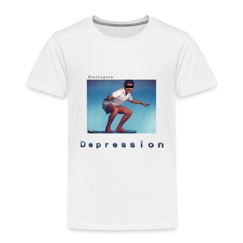 Depression album merchandise - Toddler Premium T-Shirt