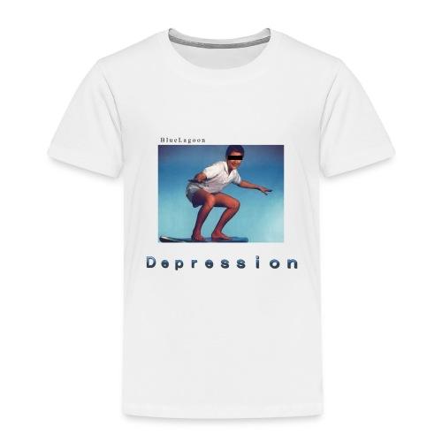 Depression album merchandise - Toddler Premium T-Shirt