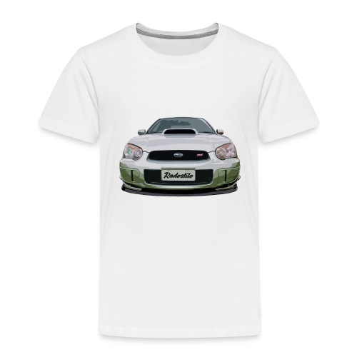Subaru WRX Second Generation - Toddler Premium T-Shirt