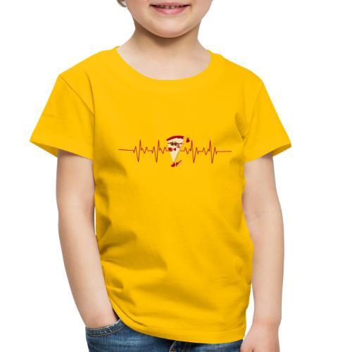 Pizza Lover - Toddler Premium T-Shirt