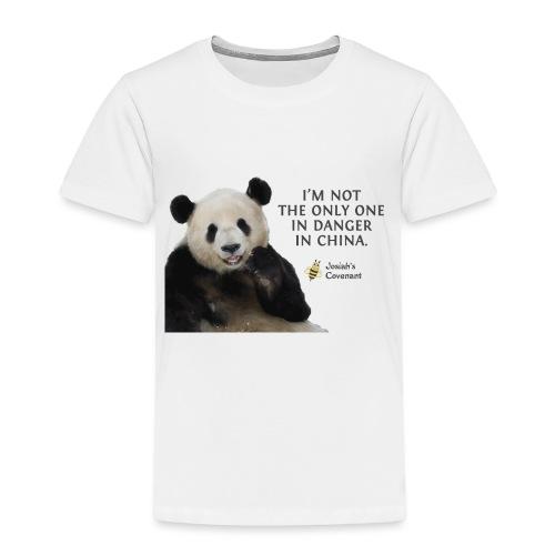 Endangered Pandas - Toddler Premium T-Shirt