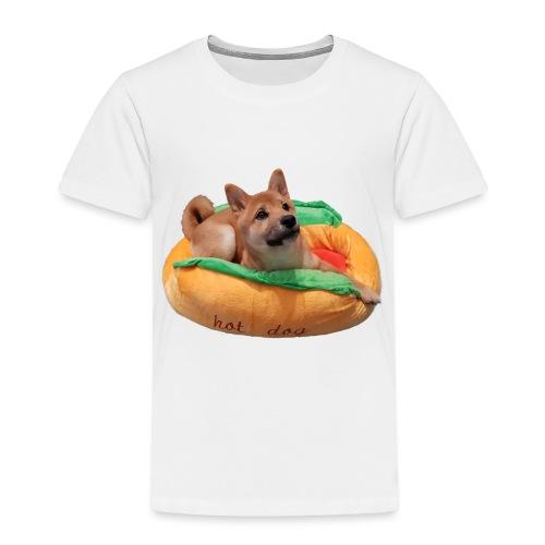 hot doge - Toddler Premium T-Shirt