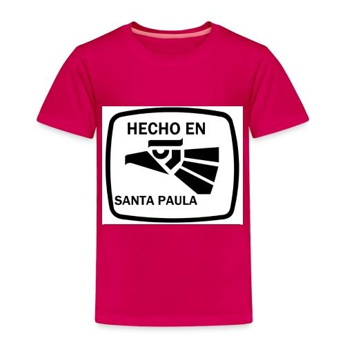 HECHO EN SANTA PAULA - Toddler Premium T-Shirt