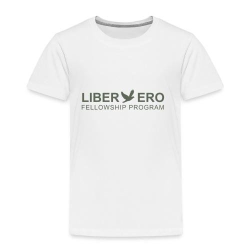 LiberEro logo - Toddler Premium T-Shirt