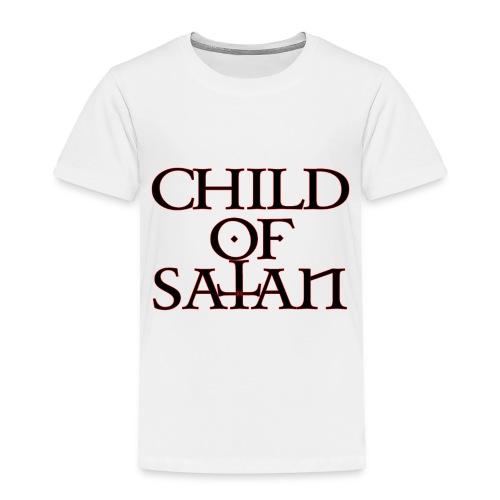 Child Of Satan - Toddler Premium T-Shirt