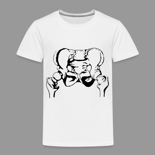 Pelvis - Toddler Premium T-Shirt