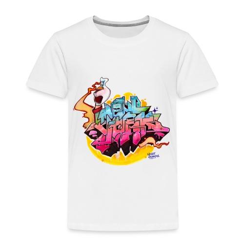 Hideout - NYG Design 2 - Toddler Premium T-Shirt