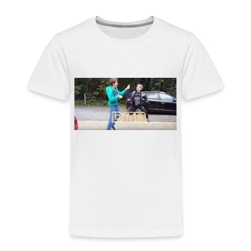 DTB Highfive - Toddler Premium T-Shirt